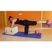 Plyobox ženski (Drvena pliometrijska kutija)Profesionalni