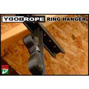 Ovjesna šina za trake, gimnastičke prstenove- Bodyrope