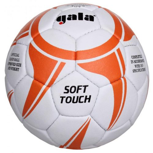 Gala Soft-Touch junior rukometna lopta No.I sa narančastom mustrom