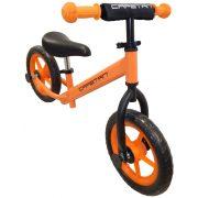 "Capetan®Energy Narančasta guralica sa 12"" kotača - dječja bicikla bez pedala"