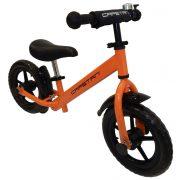 "Capetan®Energy Plus Narančasta guralica sa blatobranom i zvončićem sa 12"" kotača - dječja bicikla bez pedala."
