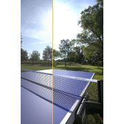 Cornilleau 510 Mat Top stol za stolni tenis u vansjkom prostoru, otporan na vremenske uvjete, za javne površine i zajedničko korištenje (PLAVE BOJE)