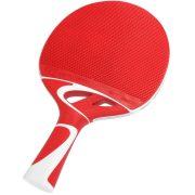 Cornilleau Tacteo 50 reketi za vanjski prostor crven/bijeli ultra otporni na vremenske uvjete Skin+