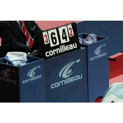 Cornilleau brojač rezultata za stolni tenis sa poklopcem