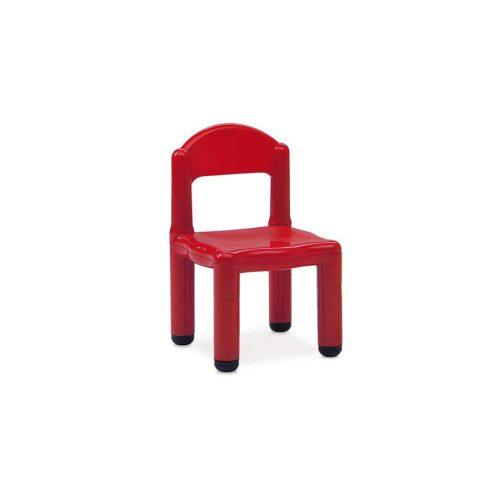 Plastična stolica za vrtić, serija namještaja color