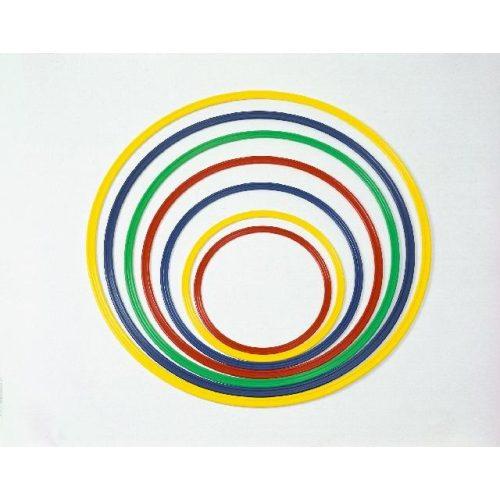 Ravan, fleksibilan obruč za gimnastiku, 50 cm