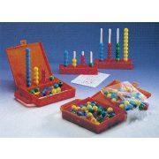 Abacus kalkulator u plastičnom kovčegu