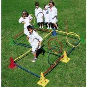 Tactic Sport Multisaltarello psihomotorički rekreacijski park sa čunjevima od 50 cm