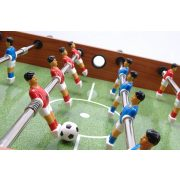 Capetan® Kick 50 Junior stol za stolni nogomet – stolni nogomet za juniore, masivan, četvrtastog oblika, sa podesivim nogama