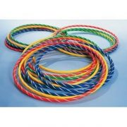 Okrugligimnastički obruč, plastični 90 cm, hula hoop obruč