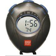 Digi DT-1 sa funkcijom štoperice i sata, okvirno i djelomično vrijeme