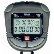 DIGISPORT stopper 8 dual memorija djelomičnog vremena, 2-redni prikaz na zaslonu