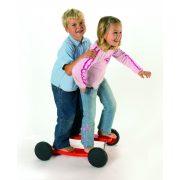 Go-Go Bus roller za balansiranje sa pedalama za dvije osobe, bez rukohvata