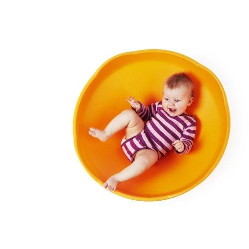 Mini lijevak za balansiranje, Mini vrtuljak, mini rotirajući lijevak za djecu – Gonge, za vježbe razvoja
