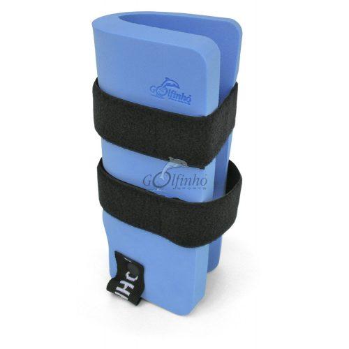 Aquafitness par utega za stopala, 30 cm visok uteg za gležanj