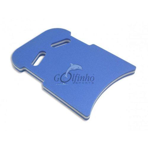 Daska za plivanje super velika veličina 49x28x4 cm, ergonomski dizajn, ekstra debela retifoam pjena pogodna za kožu, s rukohvatom