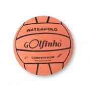 Golfinho Competition Fluo vaterpolo lopta, fluorescentna narančasta boja, No.5 muška natjecateljska vaterpolo lopta