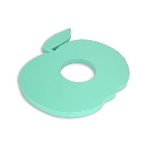 Plutajuća jabuka vodena igračka 80x80x4,5 cm