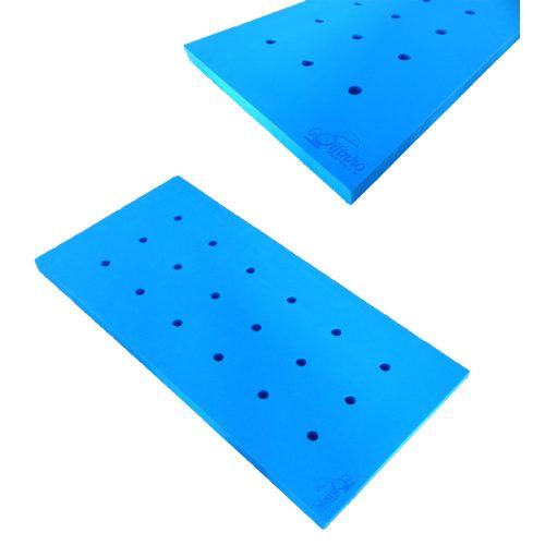 Tepih za plivanje veličine 100x50x4,5 cm sa rupičastom površinom