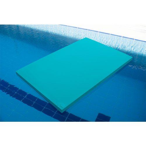 Tepih za plivanje 100x50x6 cm, EVA pjena kvadratna mala ploča