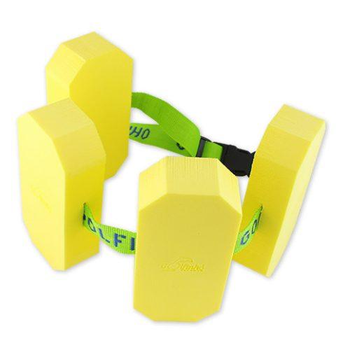Junior pojas za plivanje, sa 4 kocke, preporučuje se za tjelesnu težinu od 18 do 30 kg između 3-6 godina