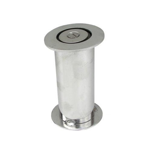 Pričvrsni rukavac za set stupaca držača užeta startera leđnog plivanja, promjera 43 mm, AISI-316