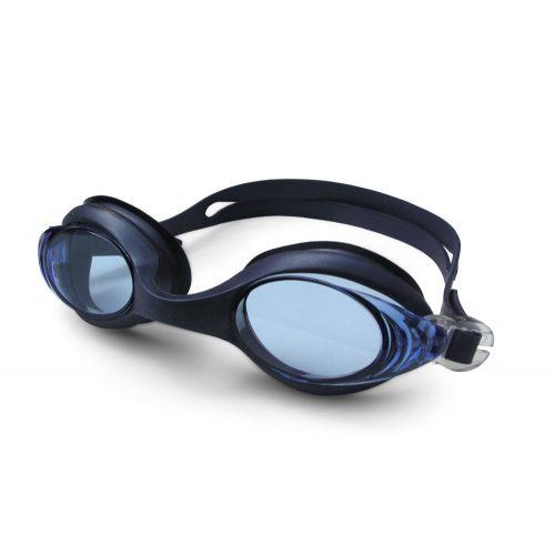 Silikonske naočale za plivanje Roma, antifog, za odrasle – mornarsko plave