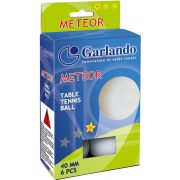 Garlando Meteor * 6 komada lopti za stolni tenis (lopte za stolni tenis za slobodno vrijeme)