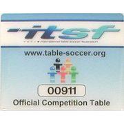 Garlando Master Champion natjecateljski stol za stolni nogomet po ITSF propisu