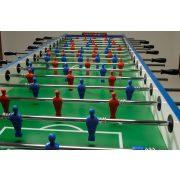 Garlando XXL stol za stolni nogomet za 8 osoba sa teleskopskim šipkama