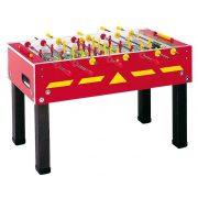 Garlando G-500W vanjski stol za stolni nogomet CRVENI sa prijelaznim šipkama
