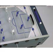 Garlando G-500W vanjski stol za stolni nogomet PLAVI-SREBRNI sa prijelaznim šipkama