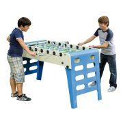 Garlando Open Air vanjski stol za nogomet sa sklopivim nogama i teleskopskim šipkama