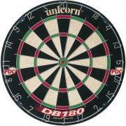 Darts ploča sisal UNICORN DB 180
