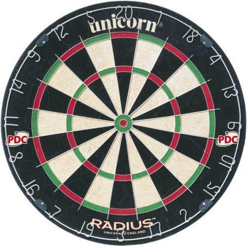 Unicorn Sisal Darts ploča Radius
