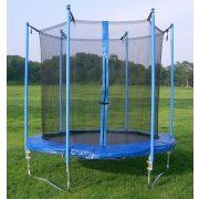 Garlando Combi M promjera 244cm.Vanjski, sigurnosni set trampolina. Ekstra siguran sa niskom sigurnosnom mrežom (60 cm)