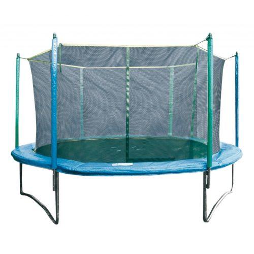 Garlando Combi L promjera 305 cm.Vanjski, sigurnosni set trampolina. Ekstra siguran sa niskom sigurnosnom mrežom (60 cm)