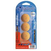 Garlando Pro Play set od 3 komada natjecateljskih lopti za stolni nogomet