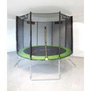 Capetan®Safe Fly  premium trampolin sa ekstra stabilnim, posebno dizajniranim nogama i zaštitnom mrežom promjera 427 cm