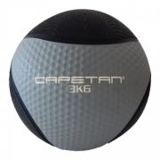 Capetan® Professional Line gumena medicinska lopta od 3 kg (pluta na vodi):
