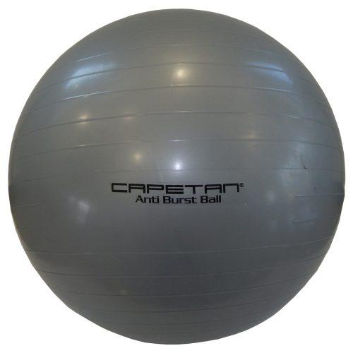 Capetan® Classic Gimnastička lopta u srebrnoj boji 75cm promjera- gimnastička lopta