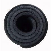 Capetan® Professional Line NBR Fitness tepih dimenzije 179x59x0.8cm u crnoj boji