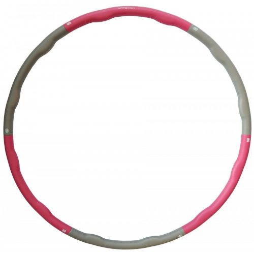 Capetan® Hulahop karike 1200g težine 100cm promjera sa masažnom površinom– spužvaste hulahop karike
