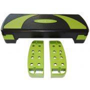 Capetan® Evora Lime step klupa dimenzije 78x30x20cm u 3 visine podesiva