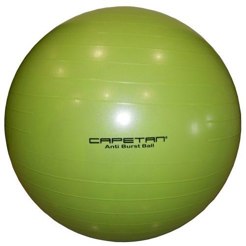 Capetan®LIMETA ZELENA Anti  Bust  gimnastička lopta koja ne pukne, 75cm promjera