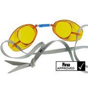 Malmsten Švedske naočale za plivanje u boji đumbira,odobrene od FINA-e