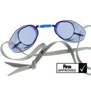 Švedske naočale za plivanje sa  prozirnim lećama plave boje-blue, odobren od FINA naočale za natjecanja