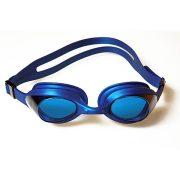 Malmsten Aqtiv naočale za plivanje za odrasle ,plave boje , u futroli sa patent zatvaračem