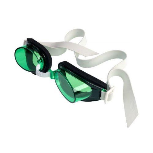 Malmsten TG zelene trening naočale za plivanje , s podesivim mostićem za nos