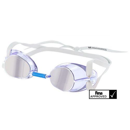Švedske naočale za plivanje Jewel Collection najnoviji model odobren od Fina-e – Sapphire plave boje